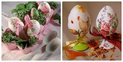 Свечи из яиц к пасхе своими руками