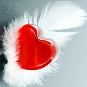 День влюблённых поделки