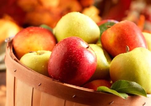 похудеть на яблоках за месяц