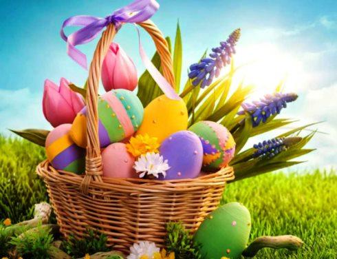 гадание на яйцах