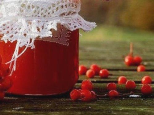 Варенье из рябины красной рецепт простой