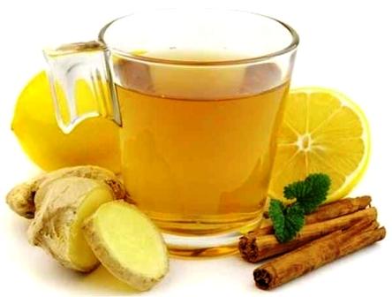 как делать имбирный чай для похудения