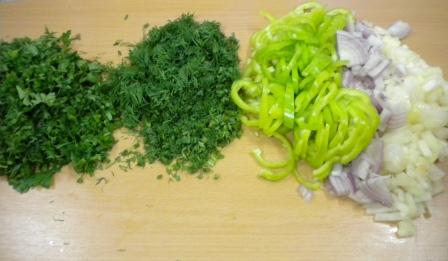 рецепт овощной приправы на зиму