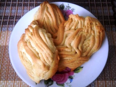 печенье из майонеза через мясорубку рецепт