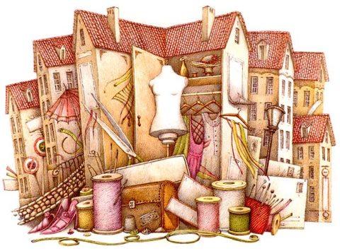 домашнее рукоделие и хобби