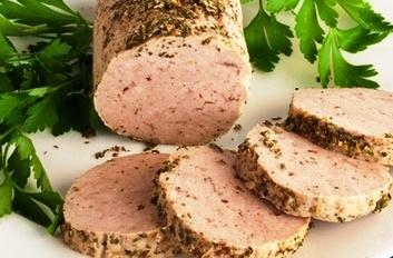199Колбаса из свинины с желатином рецепт